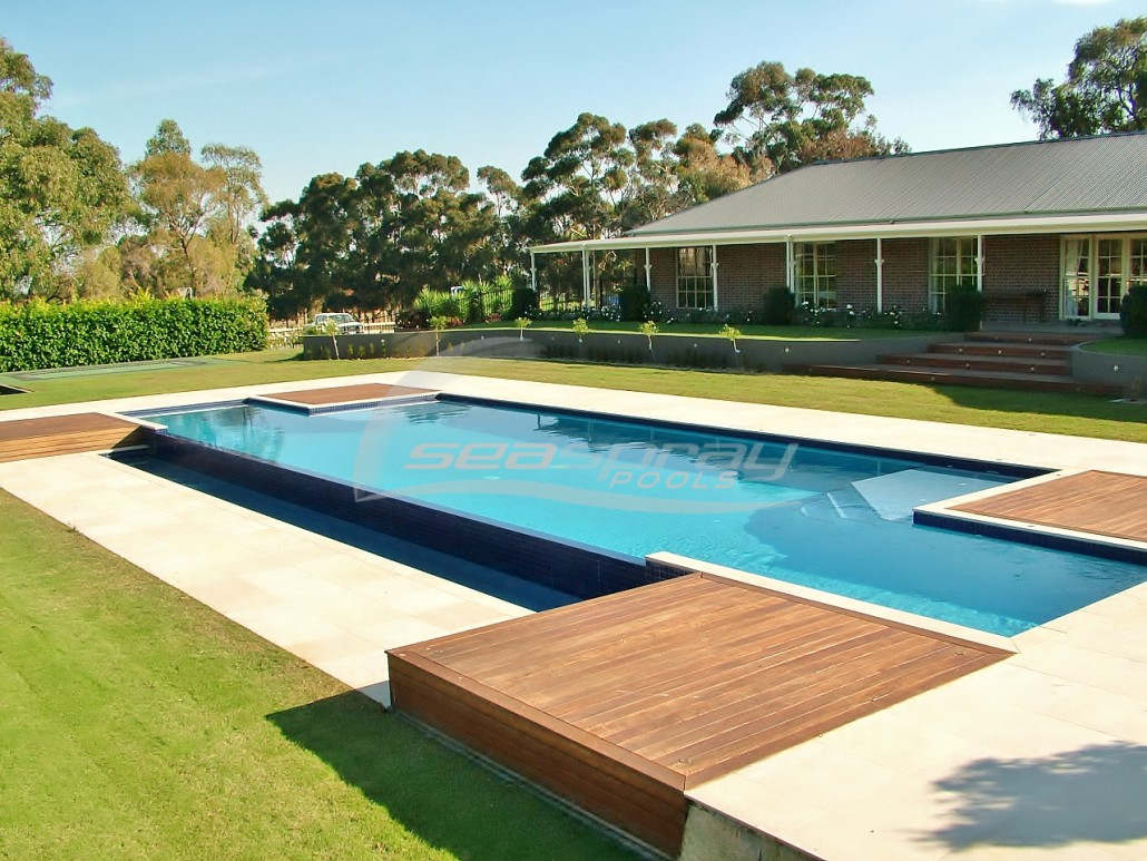 Custom design swimming pools melbourne for Pool show in melbourne